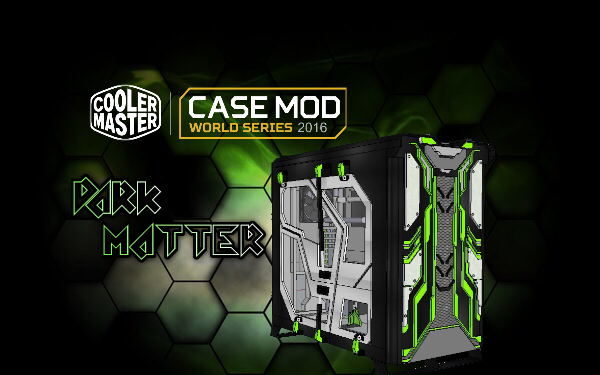 Dark Matter Scratch PC Build